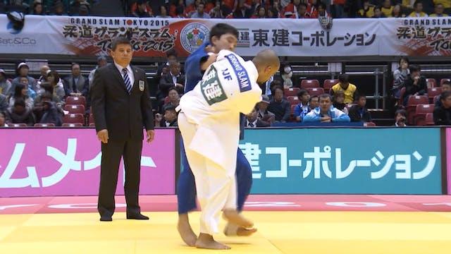 101: Ashi waza - IJF v KAZ -66kg