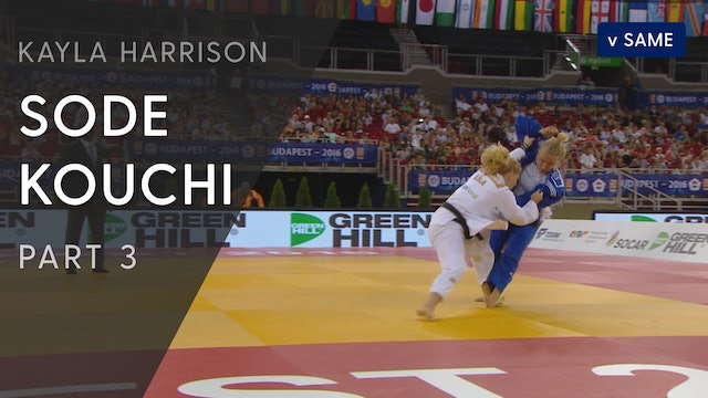Competition Examples | Sode Kouchi | Kayla Harrison