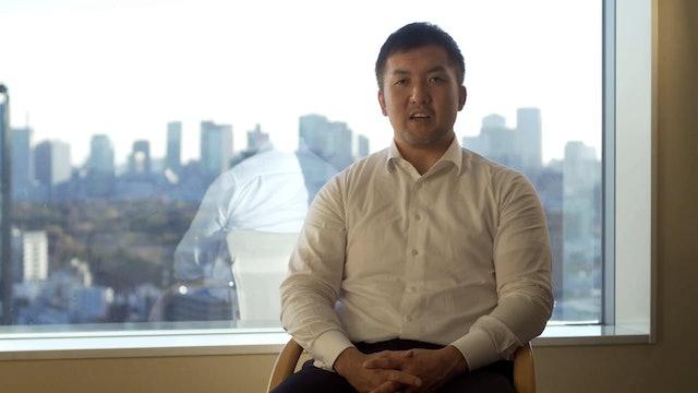 Getting More Serious | Interview | Keiji Suzuki