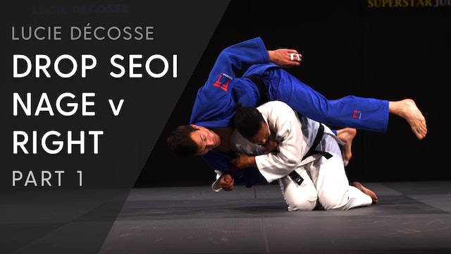 Overview | Drop Seoi nage | Décosse