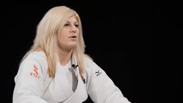 Mayra Aguiar | Interview | Kayla Harrison