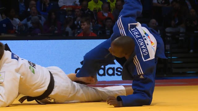 101: Osoto / kosoto - CAN v COL -81kg