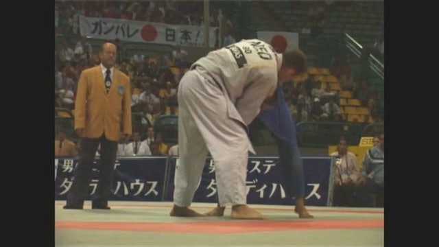 Mark Huizinga - Yoko tomoe nage with twitch