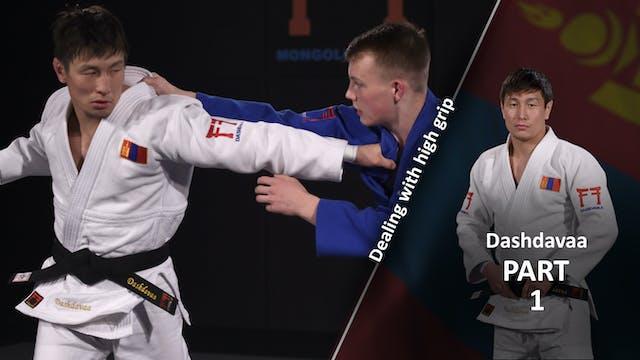 Dealing with high grip   Dashdavaa