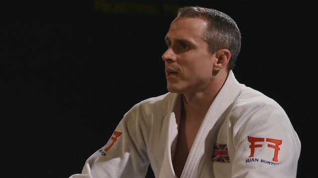 What Judo Means To Me | Interview | Euan Burton