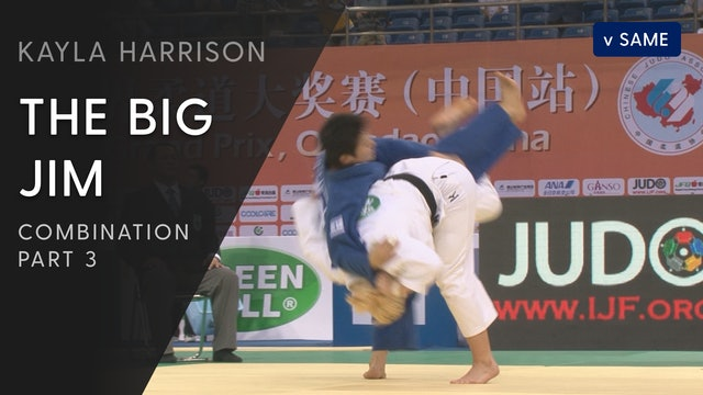 The Big Jim Combination - Competition variations | Kayla Harrison