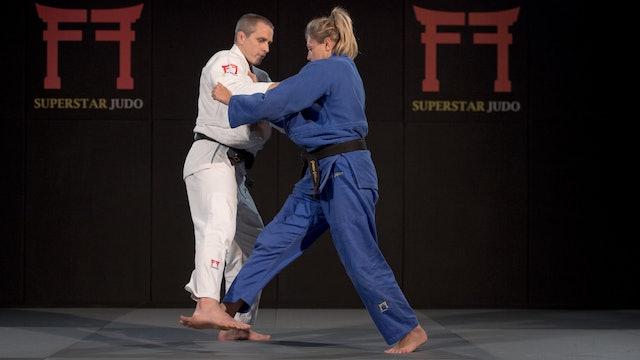 Using direct contact | Judo Principles