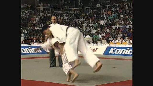Toshihiko Koga - Okuri eri jime - Variation