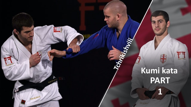 Kumi kata v Right | Tchrikishvili
