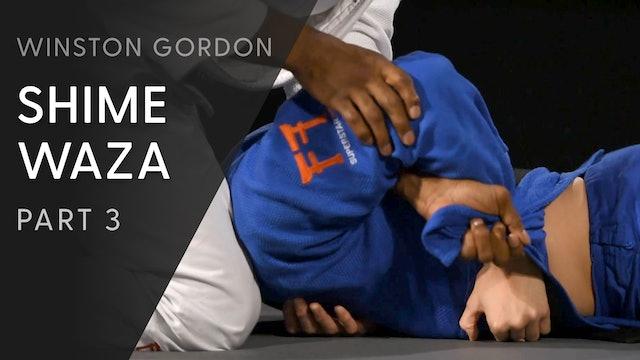 Sankaku leg positioning and feed | Winston Gordon