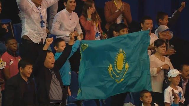 2015 World Judo Championships | Astana