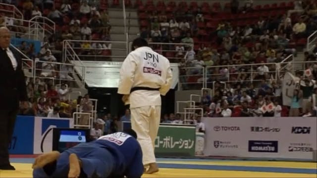 Kumi kata against right | Inoue (FRA)