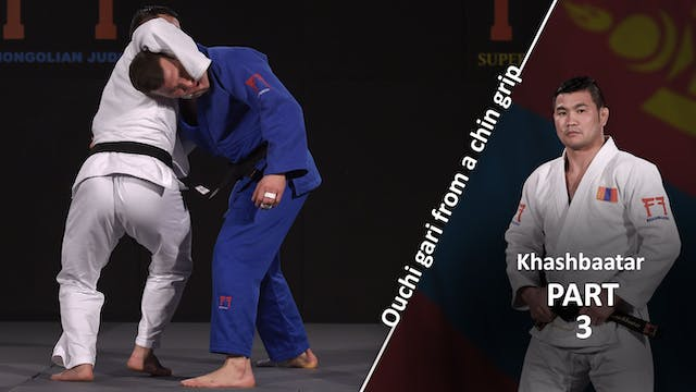 From chin grip - Head control | Khash...