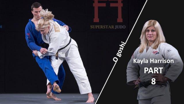 O Goshi - Kouchi gari | Kayla Harrison