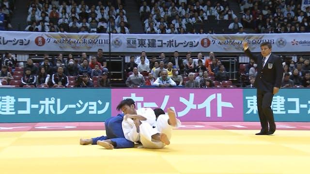 101: Seoi nage - TPE v PAK -73kg