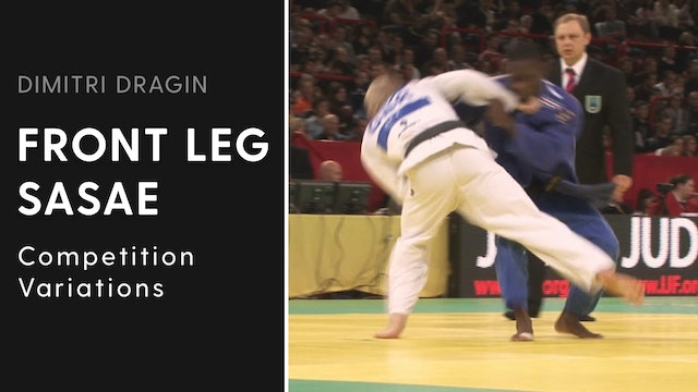 Competition Variations | Front Leg Sasae | Dimitri Dragin