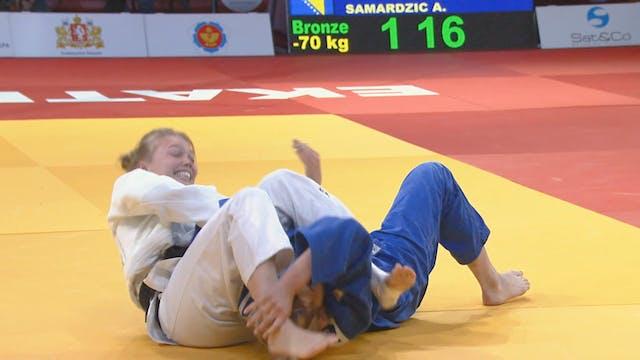101: Juji gatame -  SWE v BIH -70kg