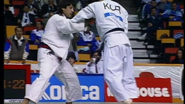 Jeon, Korean Judo Master (German)