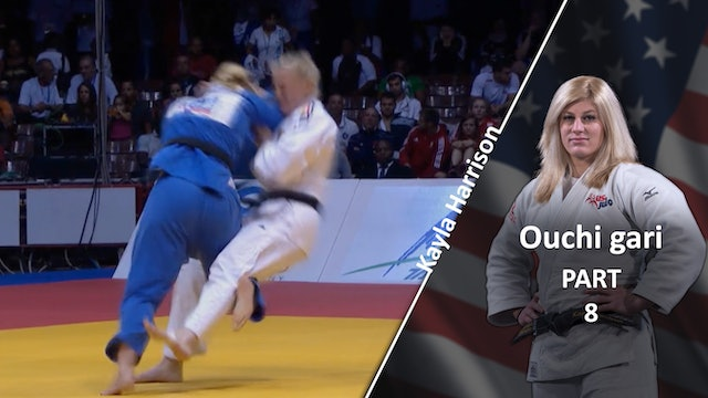 Competition examples | Kayla Harrison