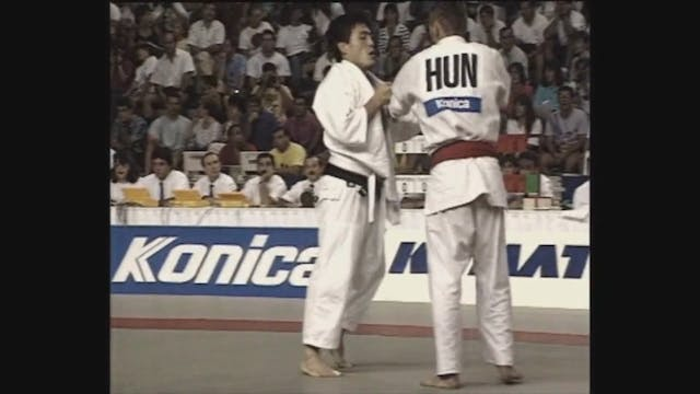 Neil Adams - Seoi nage - One handed