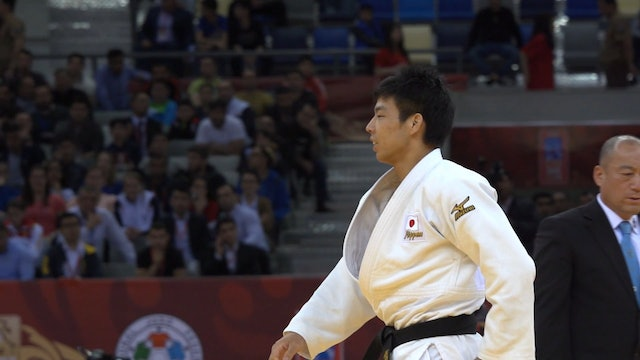 Nagase's amazing combination of ashi-waza and te-waza | Neil Adams