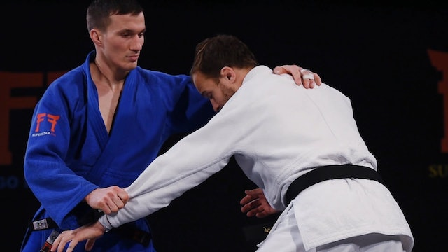 Kumi kata - Controlling the sleeve - Overview vs same | Ugo Legrand