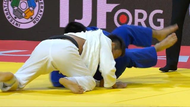 101: Uki otoshi - MGL v PRK -60kg