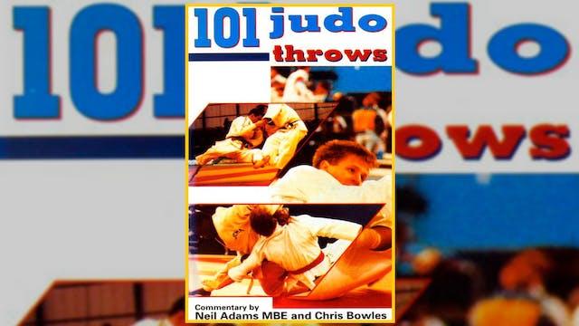 101 Judo Throws