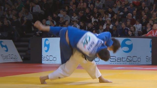 101: Seoi otoshi - JPN v GEO -66kg