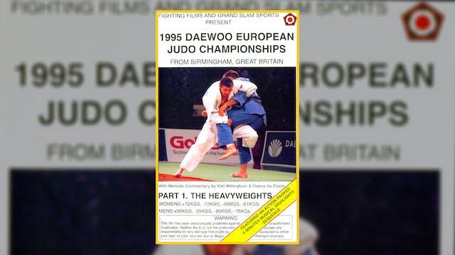 1995 European Championships: Heavywei...