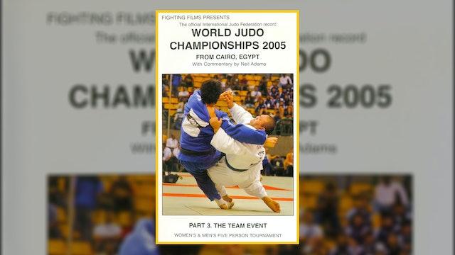 2005 World Judo Team Championships   Cairo