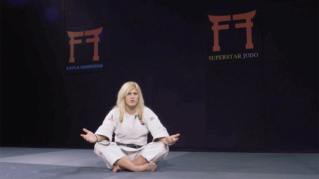 Newaza | Interview | Kayla Harrison