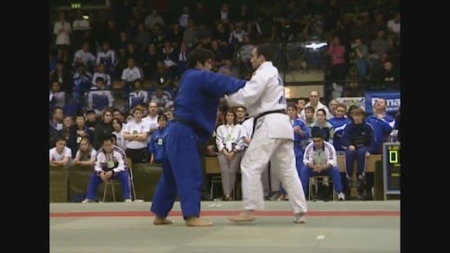 Kosei Inoue - Uchimata sukashi