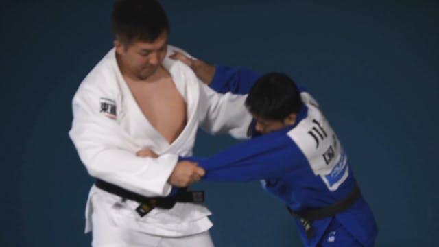Upper body vs -100kg | Keiji Suzuki