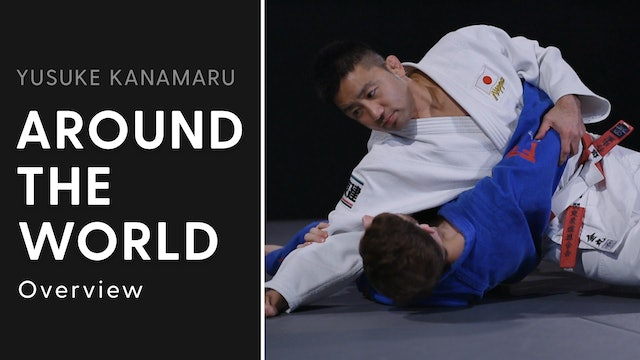 Overview | Around The World | Yusuke Kanamaru
