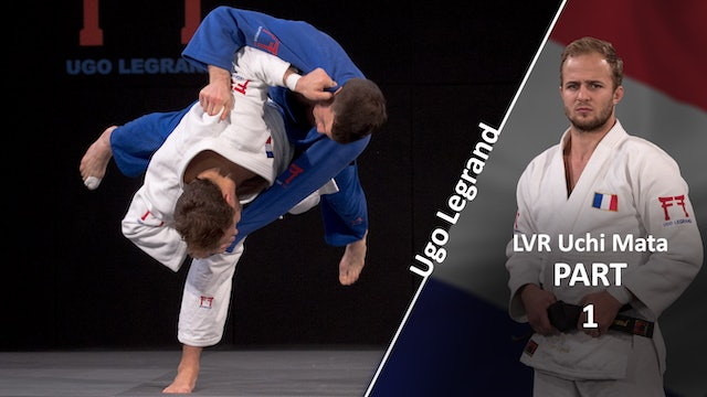 Uchi mata - Overview vs opposite | Ugo Legrand