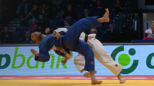 101: Kosoto gari - GEO v RUS -66kg