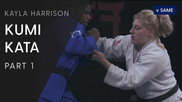 Kumi kata vs Same - Overview | Kayla Harrison