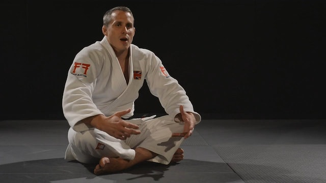Enjoying Your Judo | Interview | Euan Burton