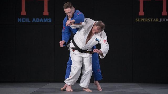 How to avoid disqualification on single-sided Sode tsurikomi goshi | Neil Adams