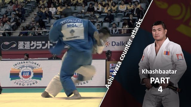 Competition variations | Khashbaatar