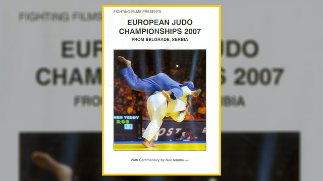 2007 European Judo Championships