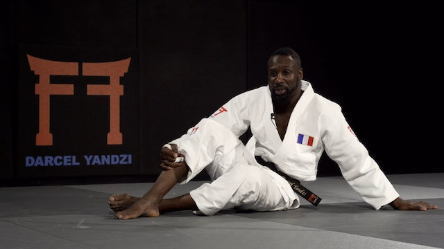 Judo Evolution | Interview | Darcel Yandzi