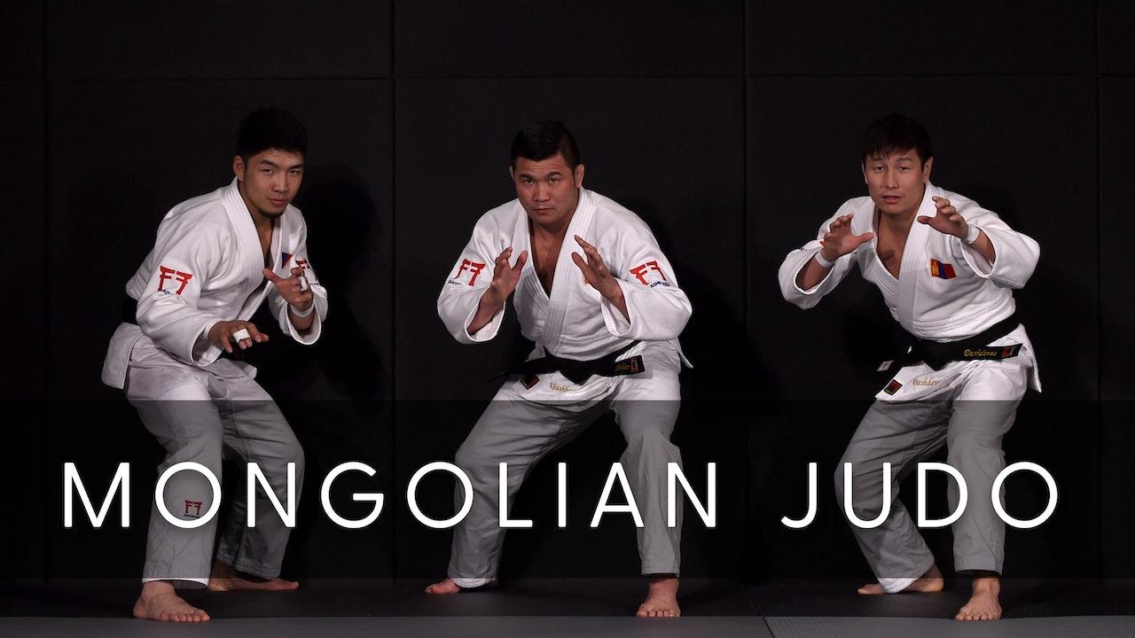 Mongolian Judo