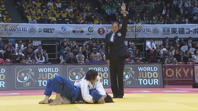 101: Osae komi - JPN v JPN -78kg