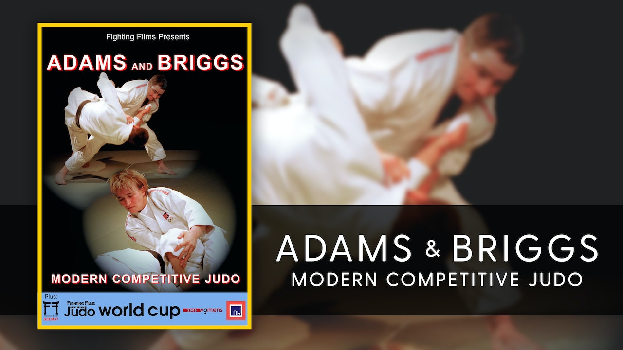 Adams & Briggs - Modern Competitive Judo