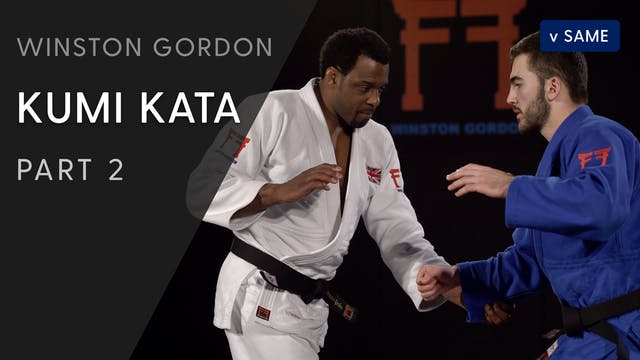 Catching the sleeve | Winston Gordon