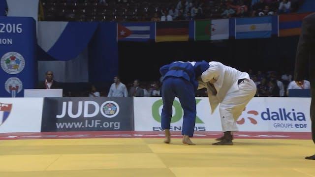 101: Kosoto gari - CUB v FRA -81kg