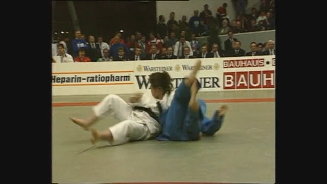 The Gokyo - Sukui nage