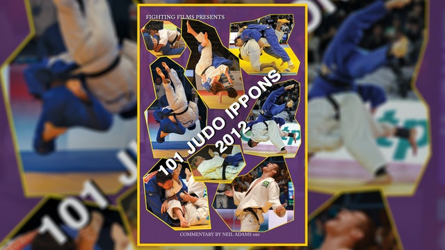 101 Judo Ippons 2012